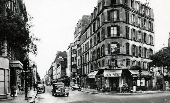 Photo ancienne Paris